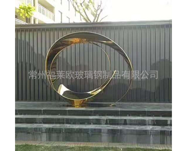 户外玻璃钢雕塑