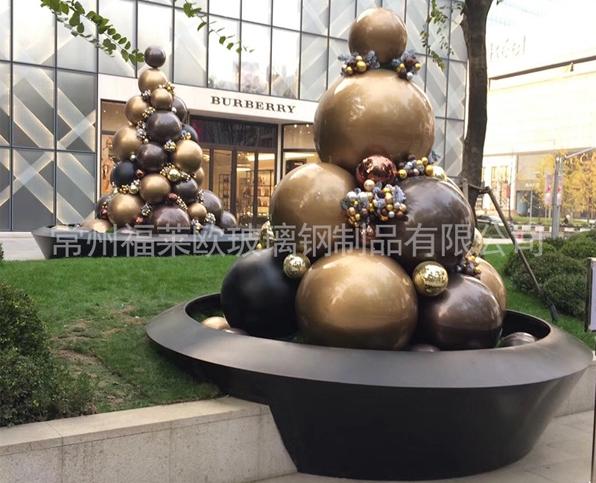 酒店装饰不锈钢雕塑