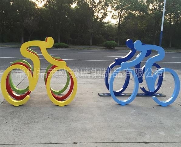 泰州不锈钢体育雕塑