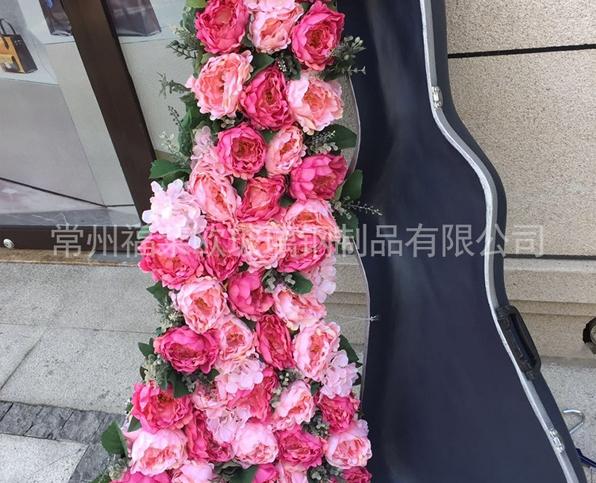 小提琴玻璃钢花盆