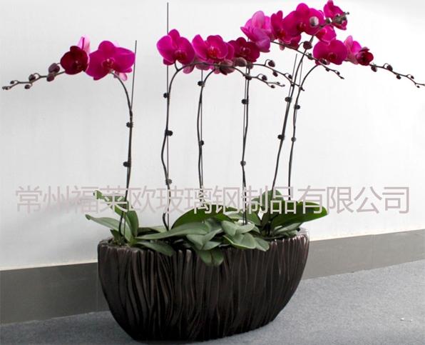 玻璃钢小型花盆