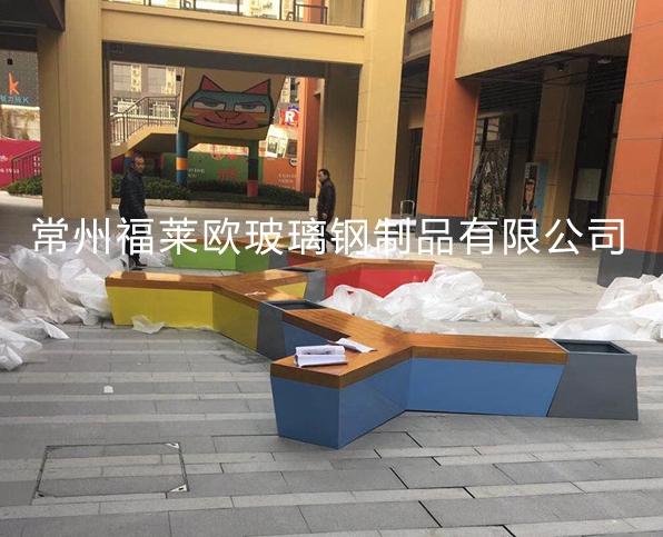 商场玻璃钢凳子
