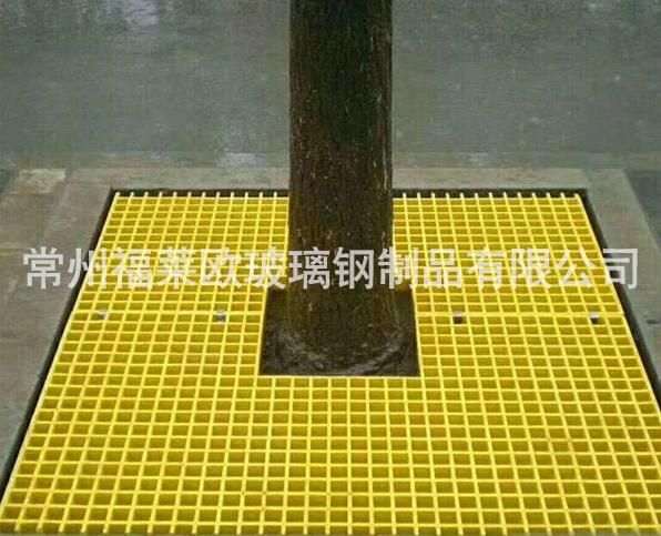 镇江玻璃钢树池篦子